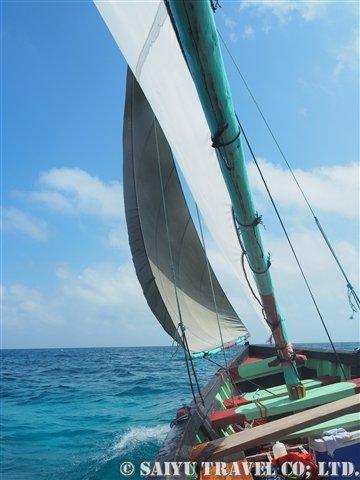 セイルボートクルーズ