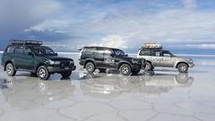 2013年12月ウユニ塩湖 その1