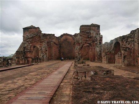 トリニダー遺跡 大聖堂