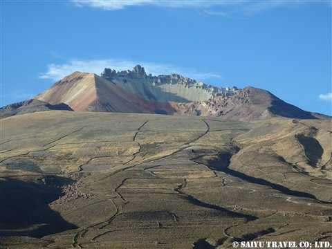 トゥヌパ山