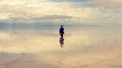 2013年12月ウユニ塩湖 その2