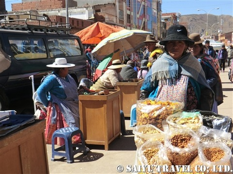デサグアデーロ国境_ボリビア側