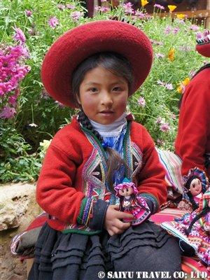 DSC07601 ペルー女子