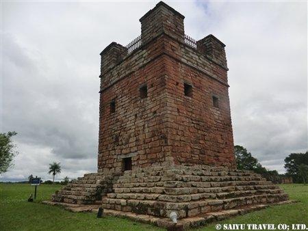 トリニダー遺跡 鐘楼
