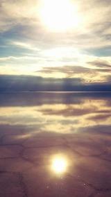 2013年12月ウユニ塩湖 その4