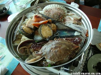 チャガルチ市場・海鮮料理307