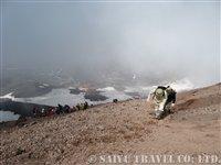 IMG_5382 砂礫の急登