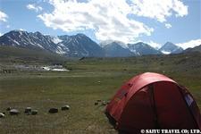 2009年モンゴルアルタイ山脈ハイキング 293