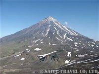 IMG_5379 尾根登った所からコリャーク山