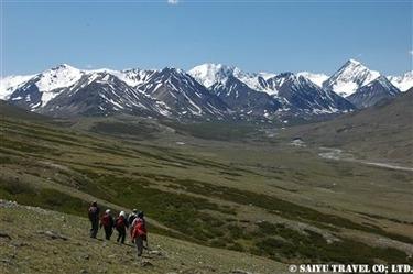 2009年モンゴルアルタイ山脈ハイキング 276