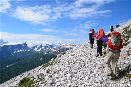 ■DSC_8407 山の展望を楽しみながら歩く (1)