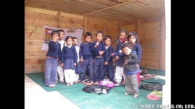 パタンジェ村学校修理完了5