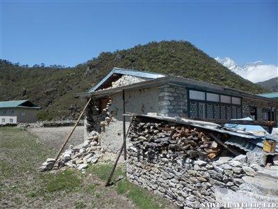 クムジュン村家屋