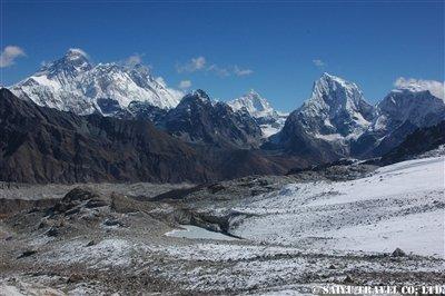 休憩地から2009三大峠越え 三大ピーク登頂 1137
