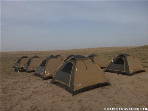 ダルワザ キャンプ