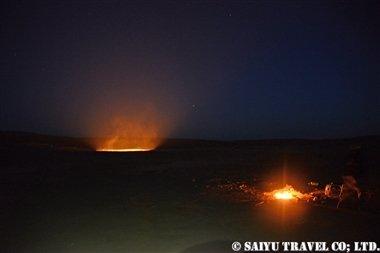 トルクメニスタン 地獄の門 (7)