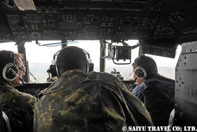 キルギス天山ヘリフライト 西遊旅行 (15)