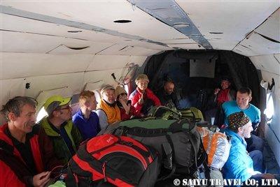 キルギス天山ヘリフライト 西遊旅行 (14)