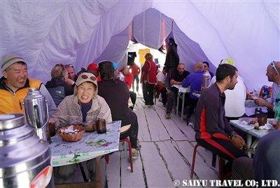 キルギス天山ヘリフライト 西遊旅行 (20)