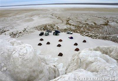 トゥズバイル塩湖 カザフスタン マンギスタウ (3)