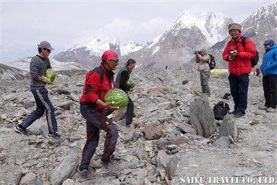 キルギス天山ヘリフライト 西遊旅行 (19)