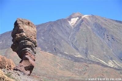■ロケデグラシアとテイデ山