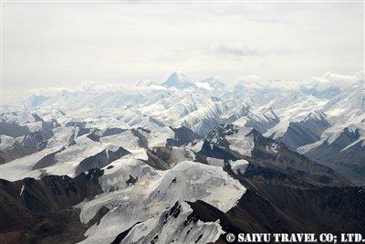 キルギス天山ヘリフライト 西遊旅行 (2)
