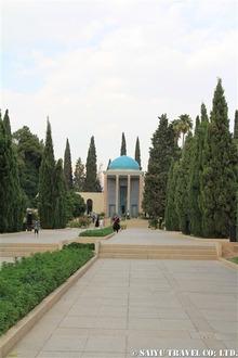 サアディー廟庭園
