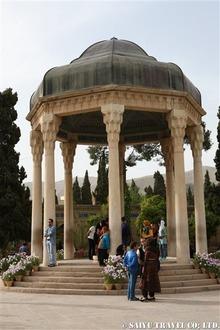 ハーフェズ廟