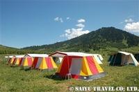 カルカラキャンプ
