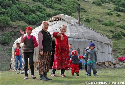 キルギス サリタシュ 西遊旅行 (2)