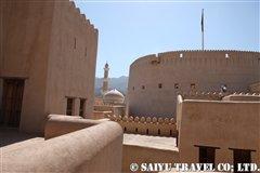 ニズワ城と金曜モスク