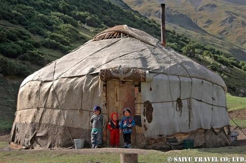 キルギス サリタシュ 西遊旅行 (1)