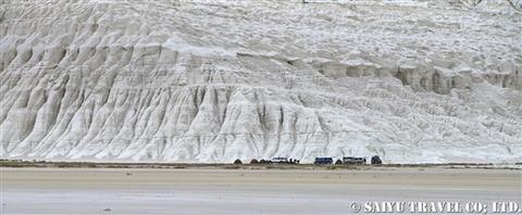 トゥズバイル塩湖 カザフスタン マンギスタウ (2)