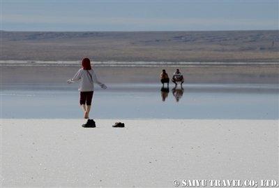 トゥズバイル塩湖 カザフスタン マンギスタウ (6)