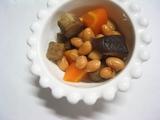 マクロビ五目豆