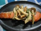 鮭みそマヨ焼き