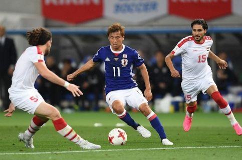 【朗報】ハリル日本代表、イラク戦では乾貴士が背番号「10」着用!AFCがメンバーリスト発表