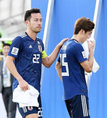 【悲報】日本代表、大迫怪我で終わるwwwwww