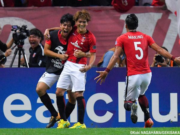 【 動画 】<ACL準々決勝2ndLeg>浦和が1人少ない川崎に4-1!合計5-4で浦和が準決勝進出!