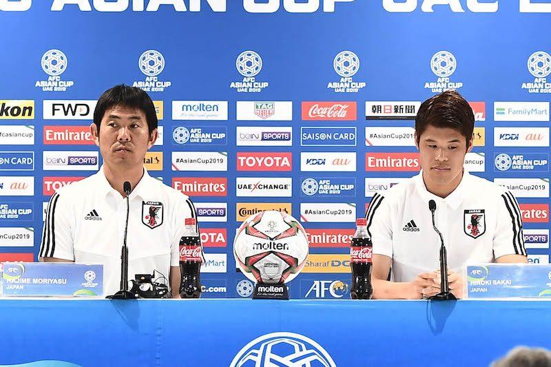【日本代表】<森保監督>辛勝も選手称える「厳しい試合は覚悟していたが想像以上だった」
