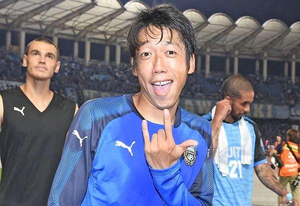 【 画像 】ACL準決勝・1stLeg・・・川崎が浦和に3-1で勝利した後の憲剛さんw