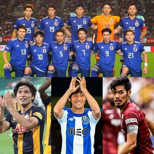 【海外の反応】「嬉しい」日本代表メンバー発表!連戦で異例の分割招集!海外のファンが喜んだ点とは?