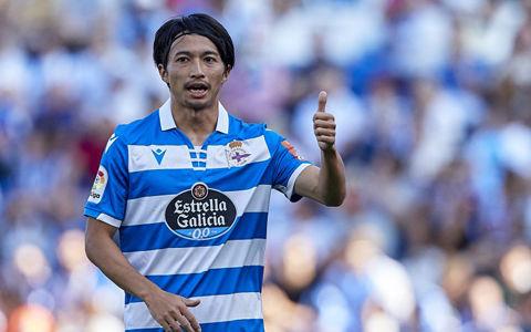 「シバサキに恋をした」柴崎岳の出色なデビュー戦を地元紙が大絶賛…採点ではチーム最高の「8点」の評価