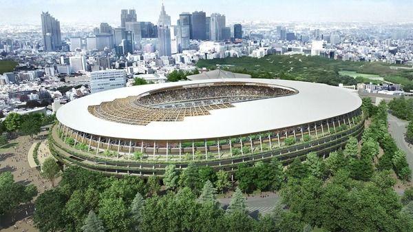 新国立競技場こけら落としは天皇杯決勝 2020年元日に開催