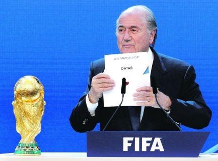 2022年サッカーW杯が日本に?アラブ諸国がカタールと国交断絶で