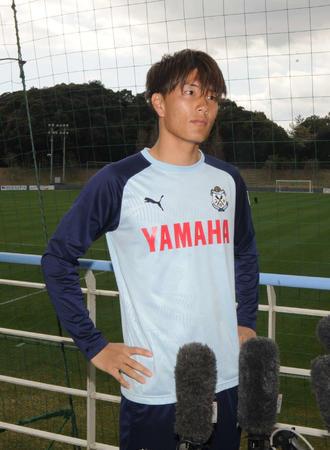磐田小川航基、救済なしなら五輪資格失効「難しい」