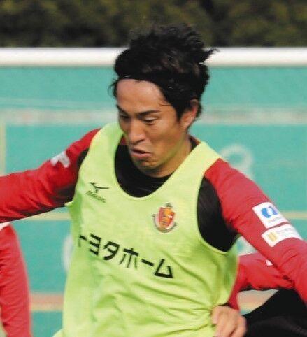<名古屋>金崎夢生が新型コロナ陽性…チームは活動休止へ!小西社長「クラブトップとして責任を感じている」