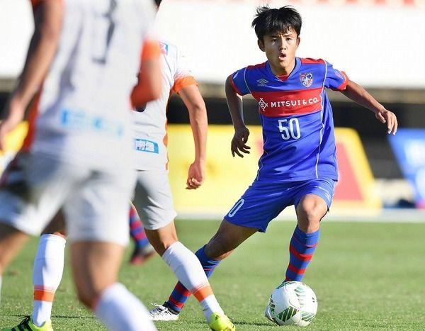 日本のサッカー選手は久保君のようにもっと仕掛けていくべき!