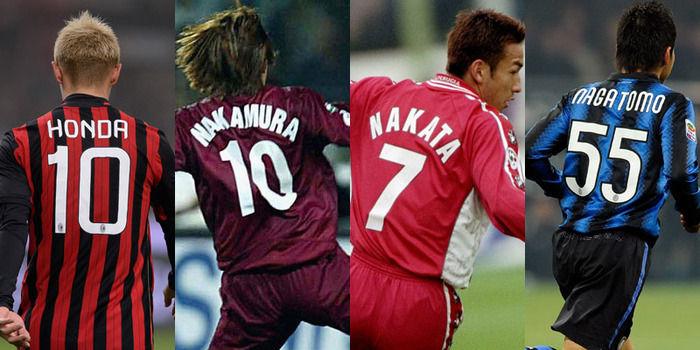 セリエAでシーズン最多の得点を挙げた日本人選手